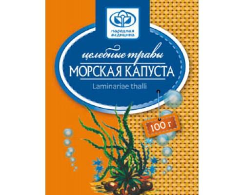 Морская капуста (Ламинарии слоевища), 100 гр