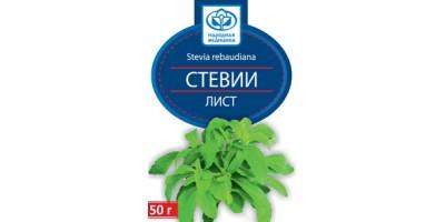 Стевии листья, 50 гр