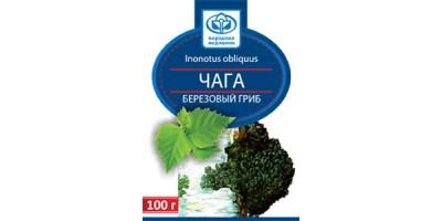Чага (березовый гриб), 100 гр