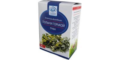 Полыни горькой трава, 50 гр