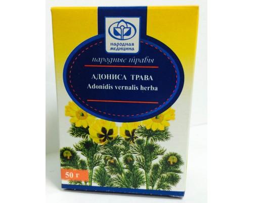 Адониса трава, 50 гр