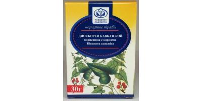 Диоскореи кавказской корневища с корнями, 30 гр