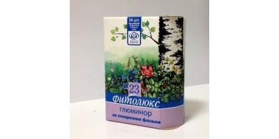 Сбор трав при диабете Фитолюкс 23 - Глюминор со створками фасоли, 50гр