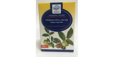Грецкого ореха листья, 50 гр
