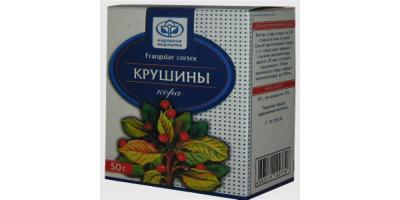 Крушины кора, 50 гр