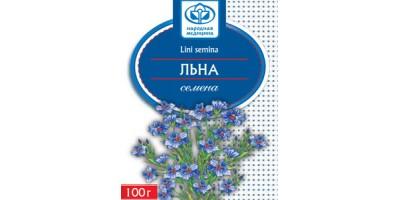 Льна семена, 100 гр