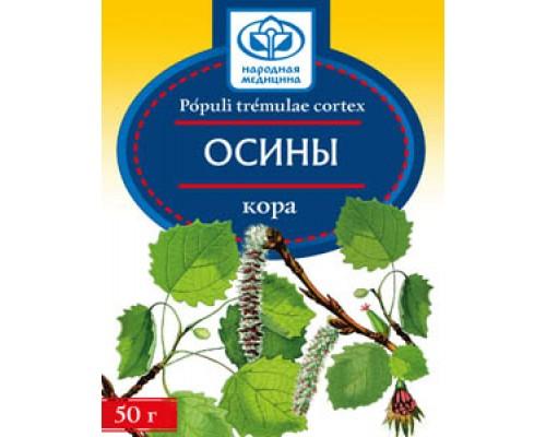 Осины кора, 50 гр