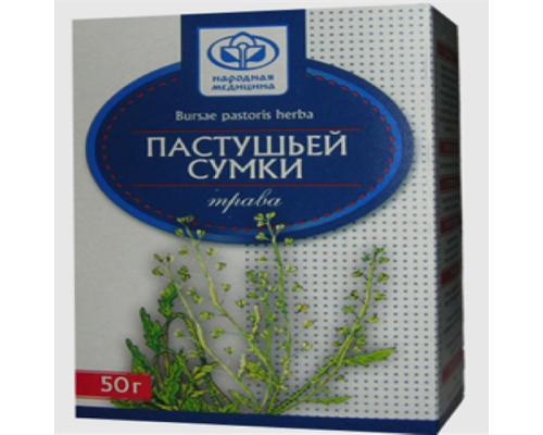 Пастушьей сумки трава, 50 гр