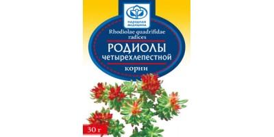 Родиолы четырехлепестной корни (красная щетка), 30 гр