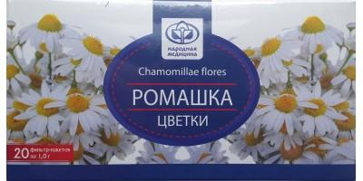 """Ромашка """"Целебные травы"""" ф/п 1 г - 20шт"""