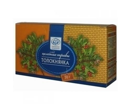 Толокнянки листья ф/п 1,5г - 20шт
